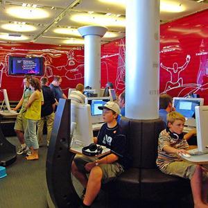 Интернет-кафе Вырицы