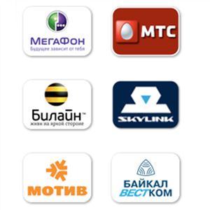 Операторы сотовой связи Вырицы