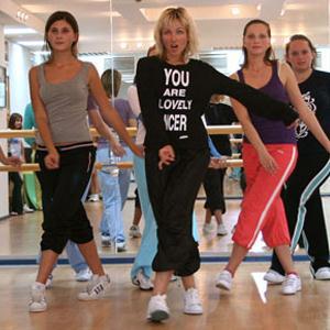Школы танцев Вырицы