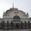 Железнодорожные вокзалы в Вырице