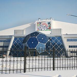 Спортивные комплексы Вырицы