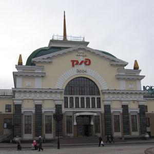 Железнодорожные вокзалы Вырицы