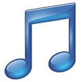 Квадрат - иконка «музыка» в Вырице